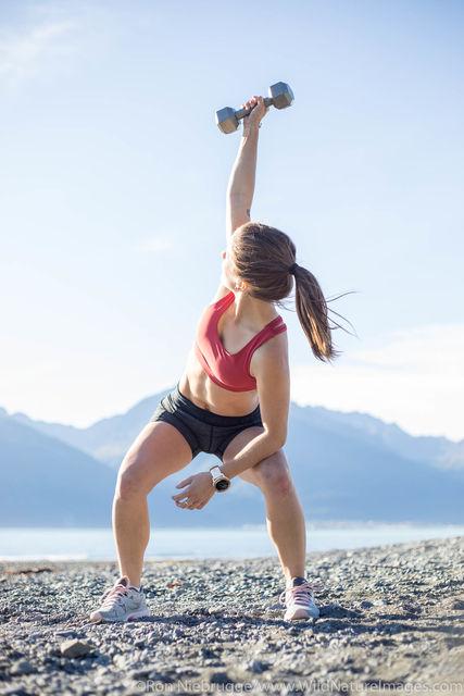 Fitness Photo Shoot