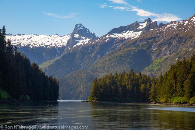 Tongass National Forest, Inside Passage, Alaska