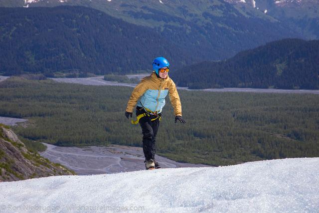 Ice Climbing, Exit Glacier