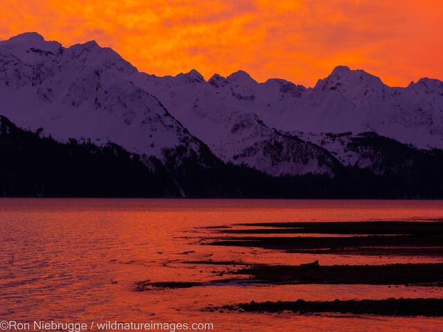 Resurrection Bay Sunrise