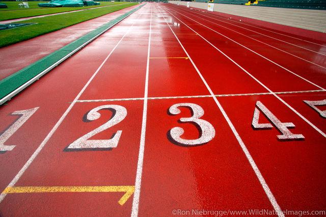 Hayward Field Track