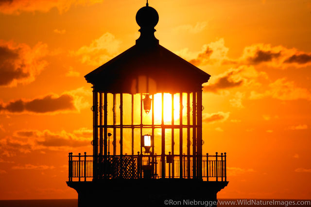 Northhead Lighthouse Sunset