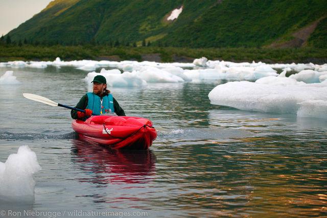 Kayaking in Pederson