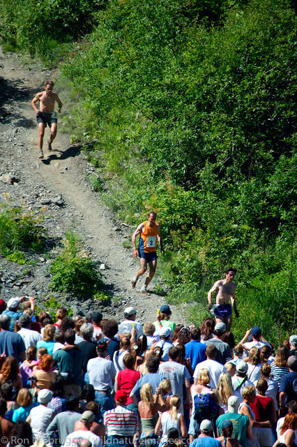 Mens Mount Marathon Race