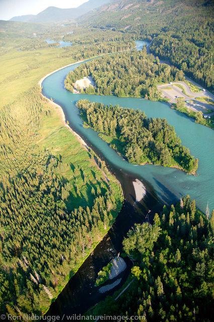 Kenai and Russian Rivers