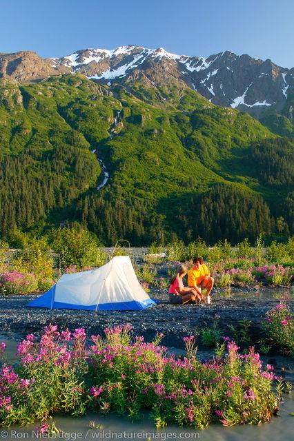 Resurrection River Camping