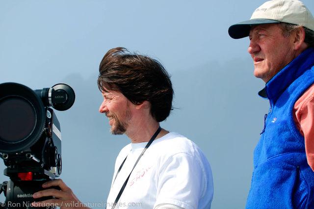 Ken Burns Film Crew