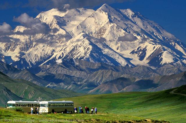 Mt. McKinley Reflection