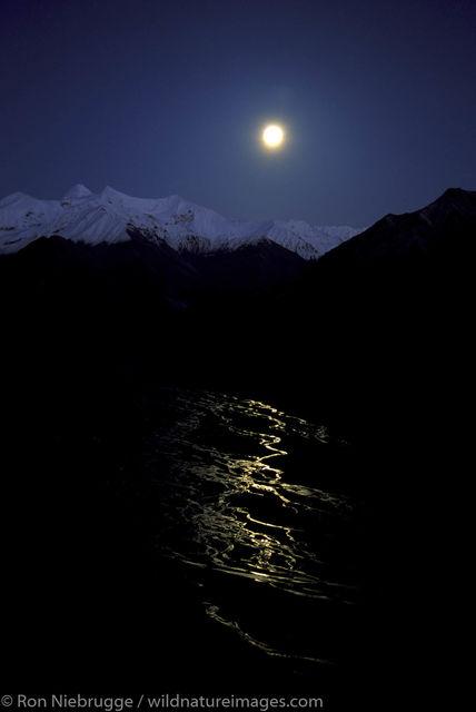 AK, Ak., Alaska, Alaska Range, America, American, Americas, Denali, Denali National Park, McKinley River, NP, National Park...