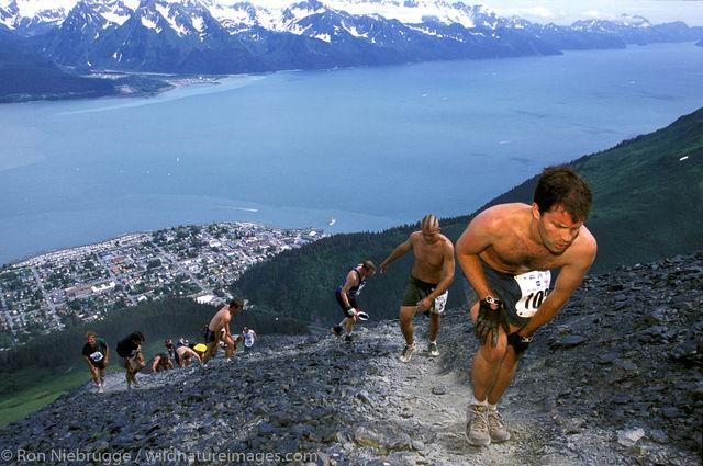 2002 Men's Mt. Marathon Race