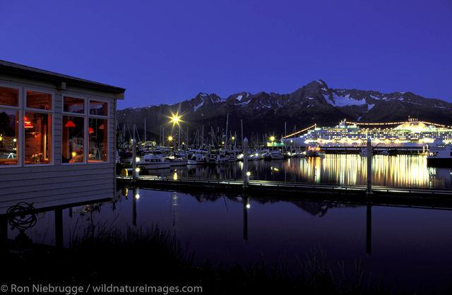 small boat harbor