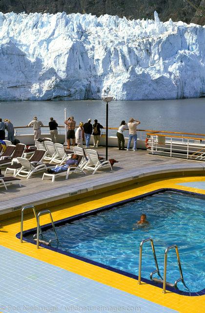Glacier Bay National Park, Alaska, photos, AK, Alaskan, Americas, Holland America, Holland American, Margerie Glacier, North...