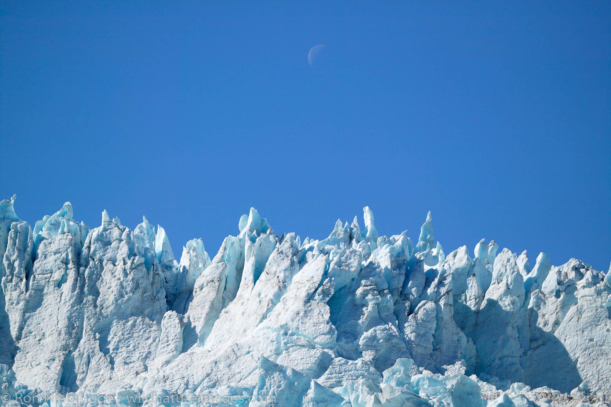 Holgate Glacier, Holgate Arm, Aialik Bay, Kenai Fjords National Park, Alaska.