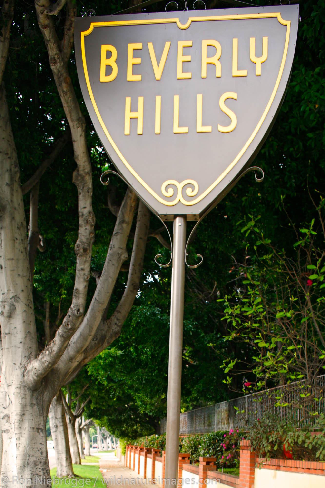 Los Angeles, California, Beverly Hills, photo