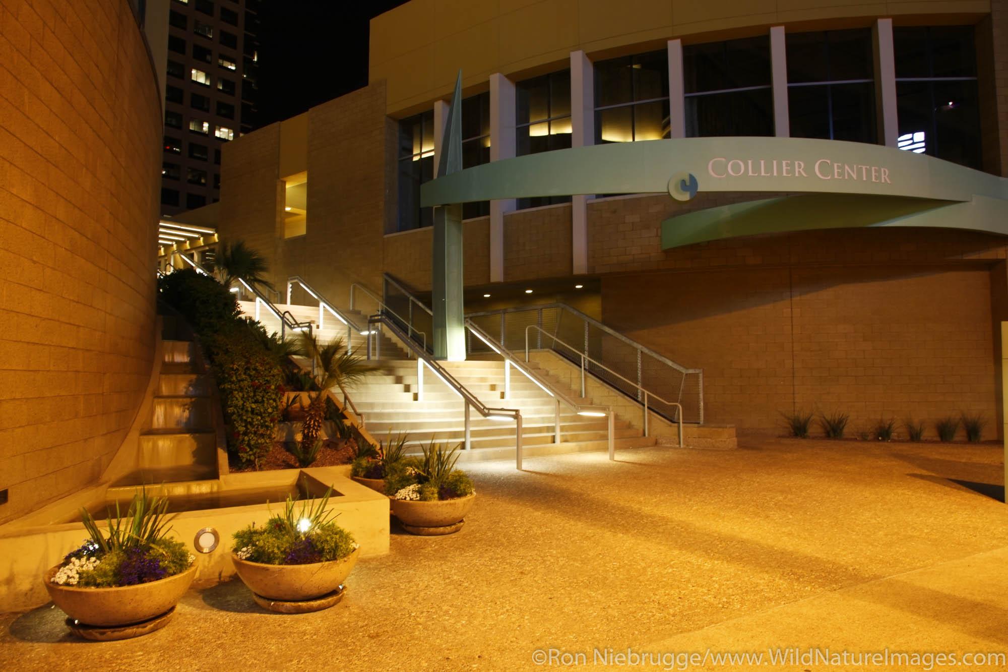 Collier Center, downtown Phoenix, Arizona.