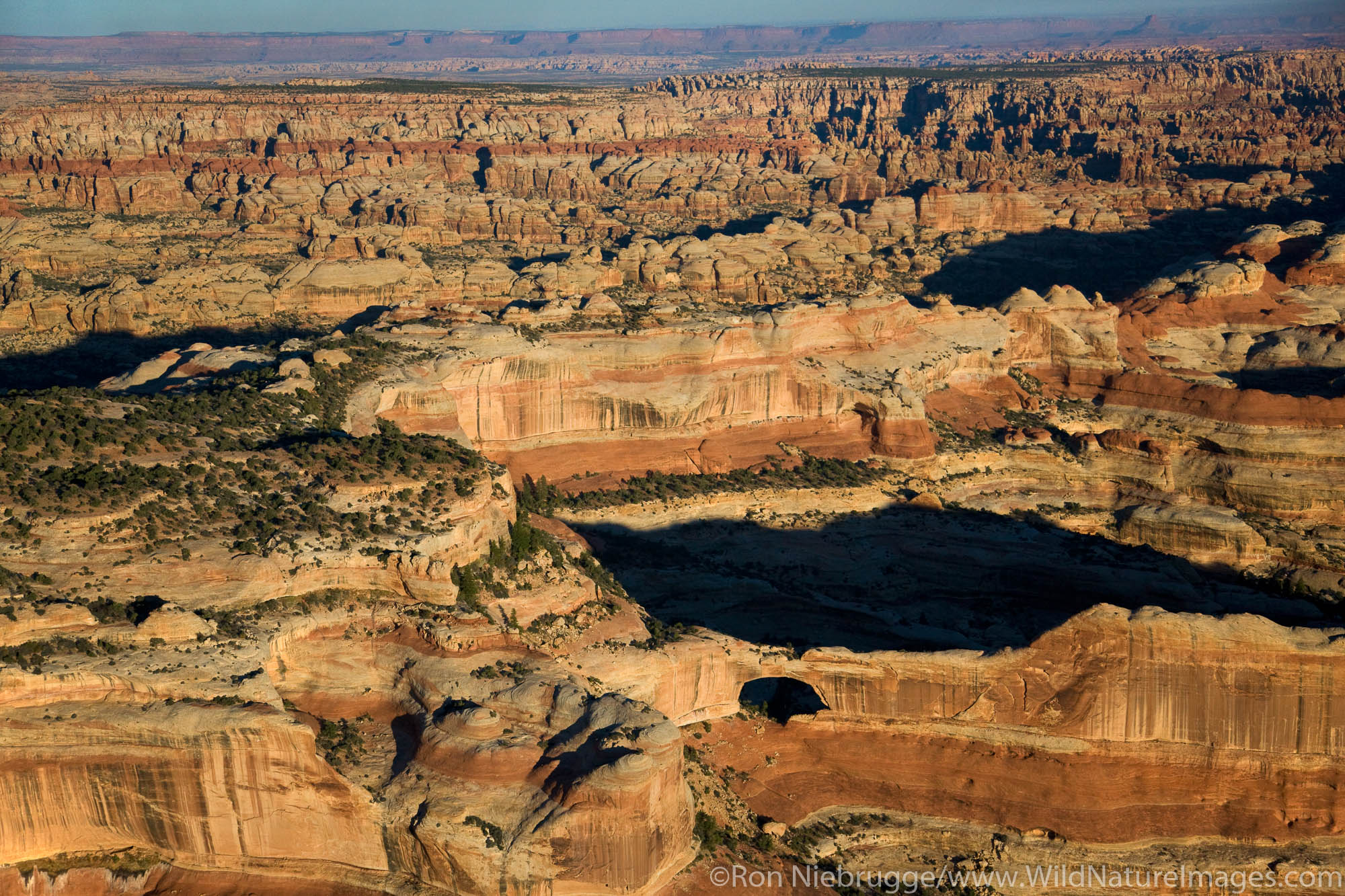 Kirk Arch, The Needles District, Canyonlands National Park, near Moab, Utah.