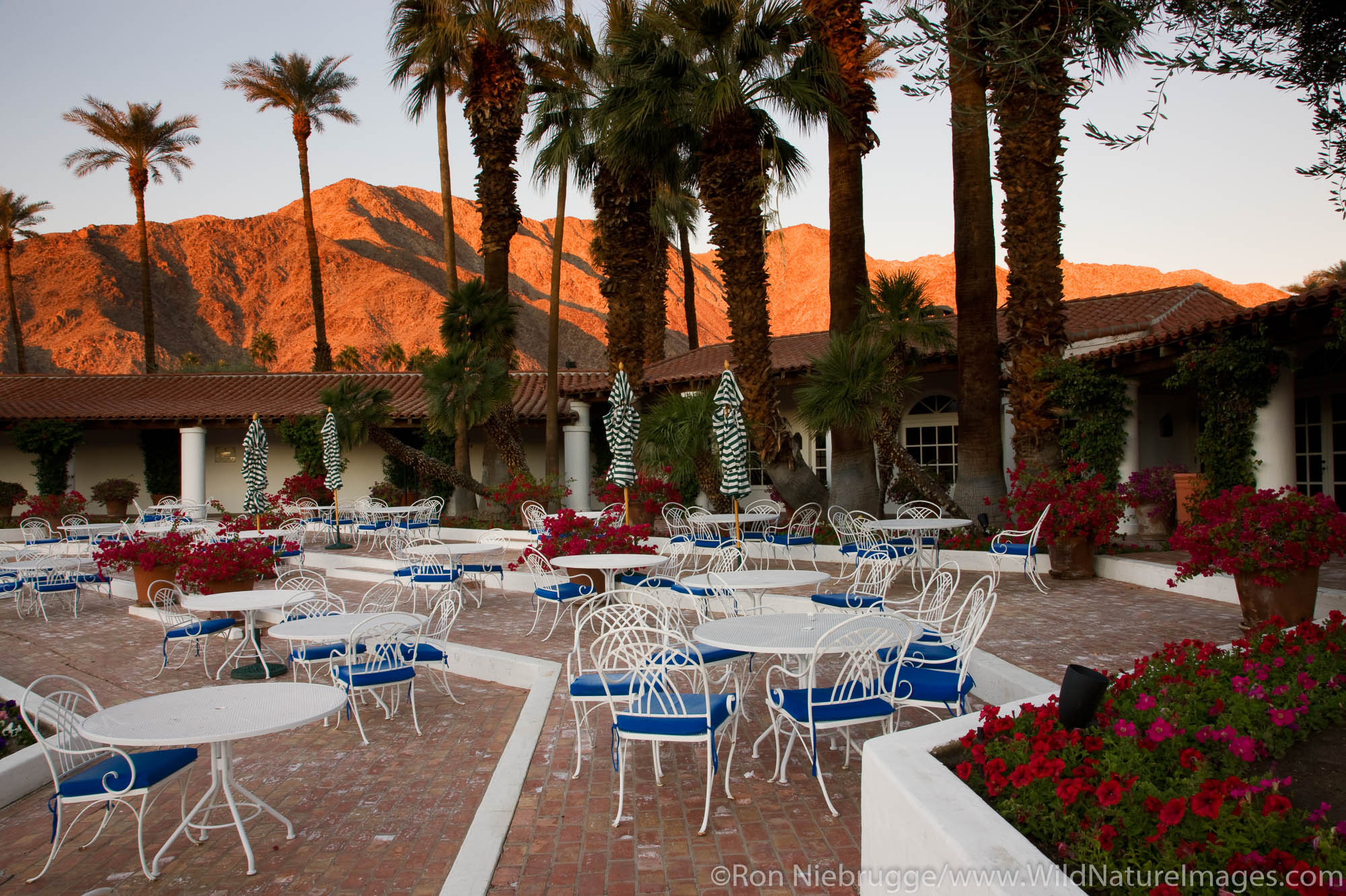 La Quinta Resort & Club in the greater Palm Springs area, La Quinta, California.