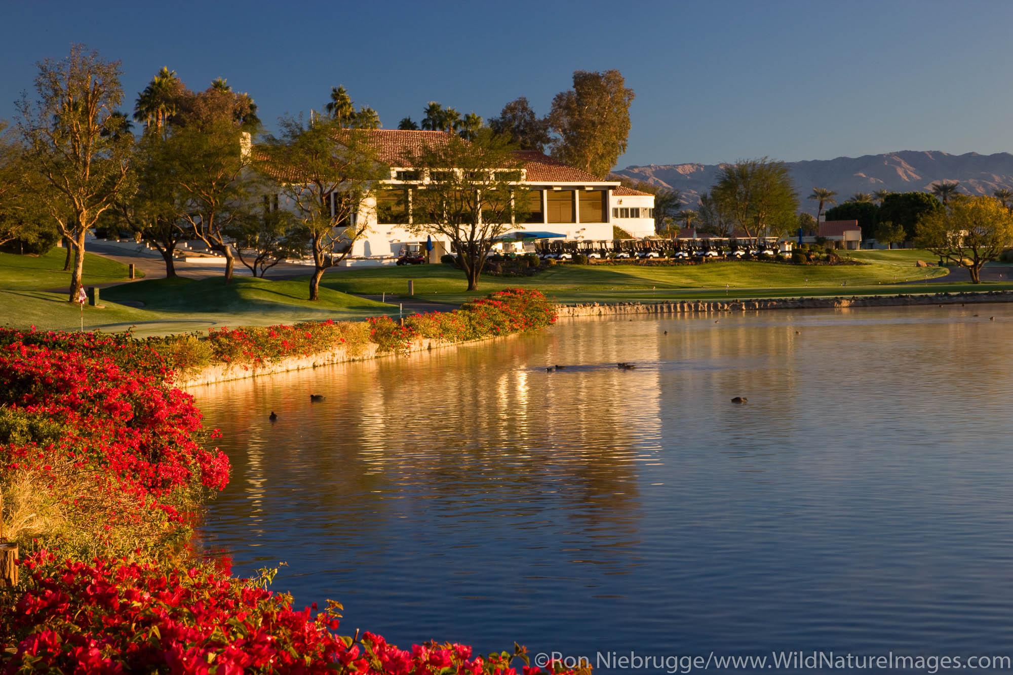 La Quinta Resort & Club in the greater Palm Springs area, La Quinta, California.
