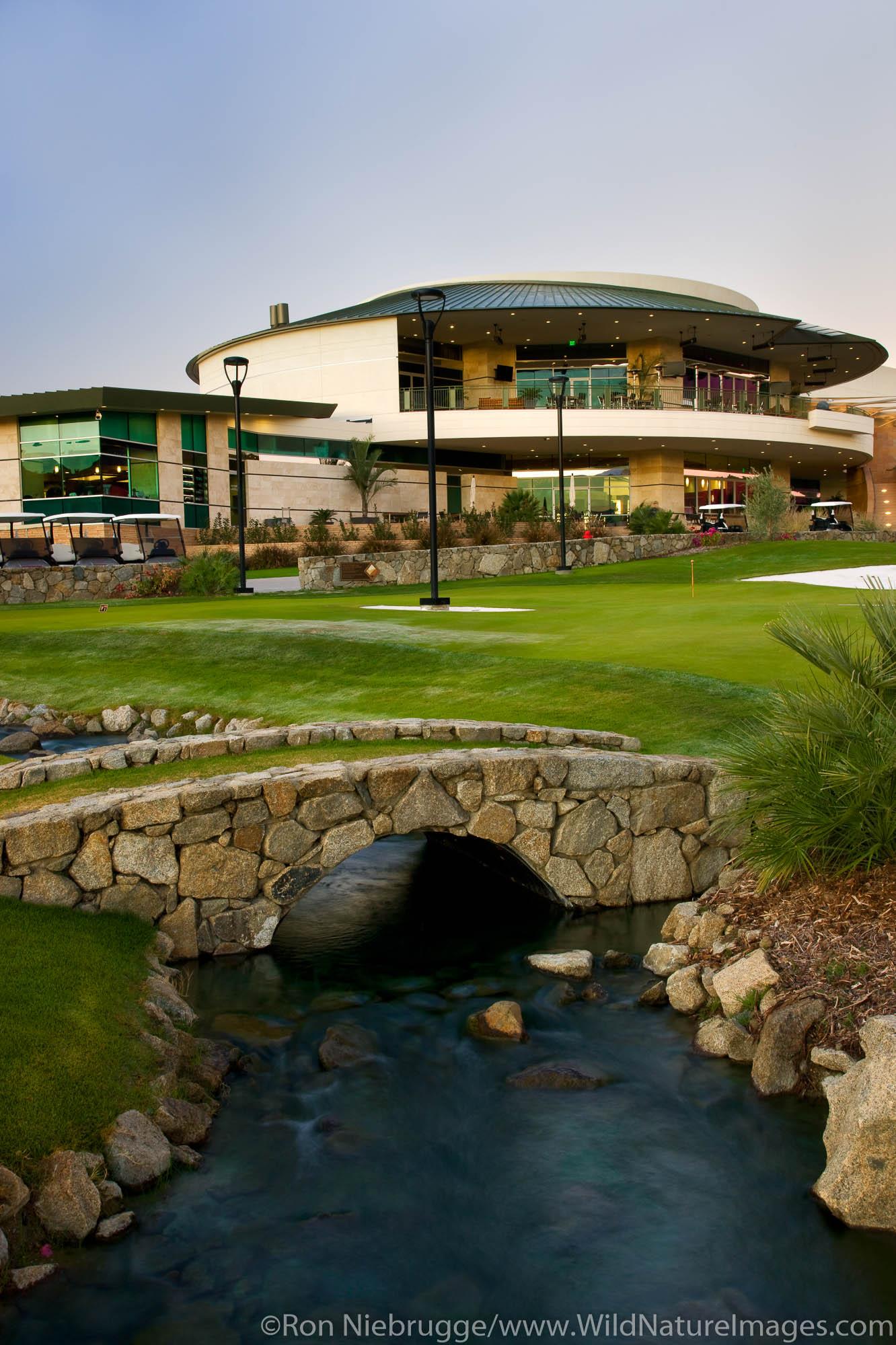 Indian Wells Golf Resort, near Palm Springs, Indian Wells, California.