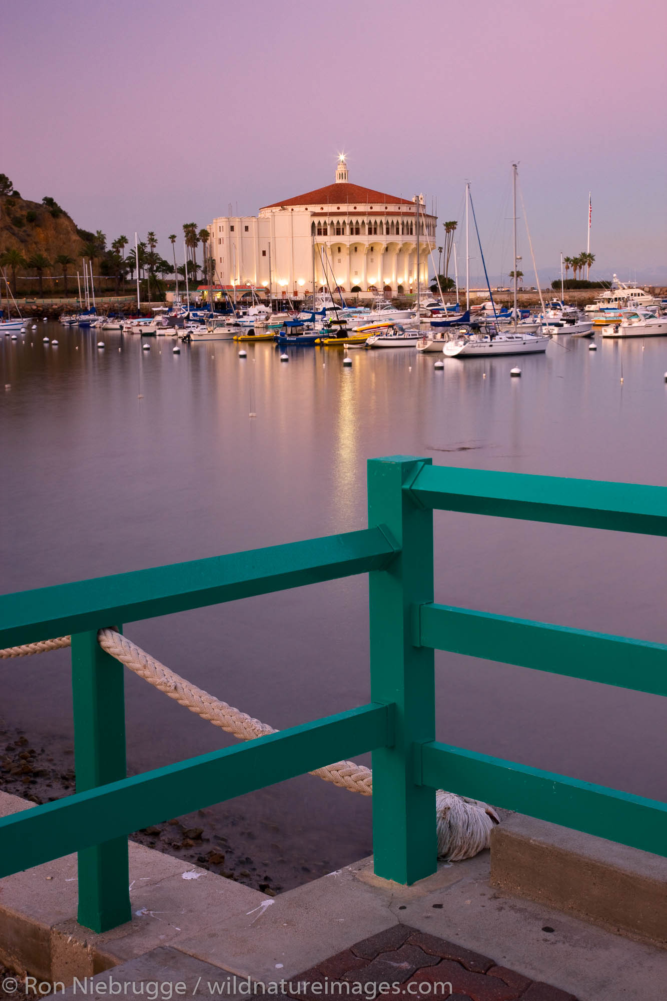 Avalon, Catalina Island, California.