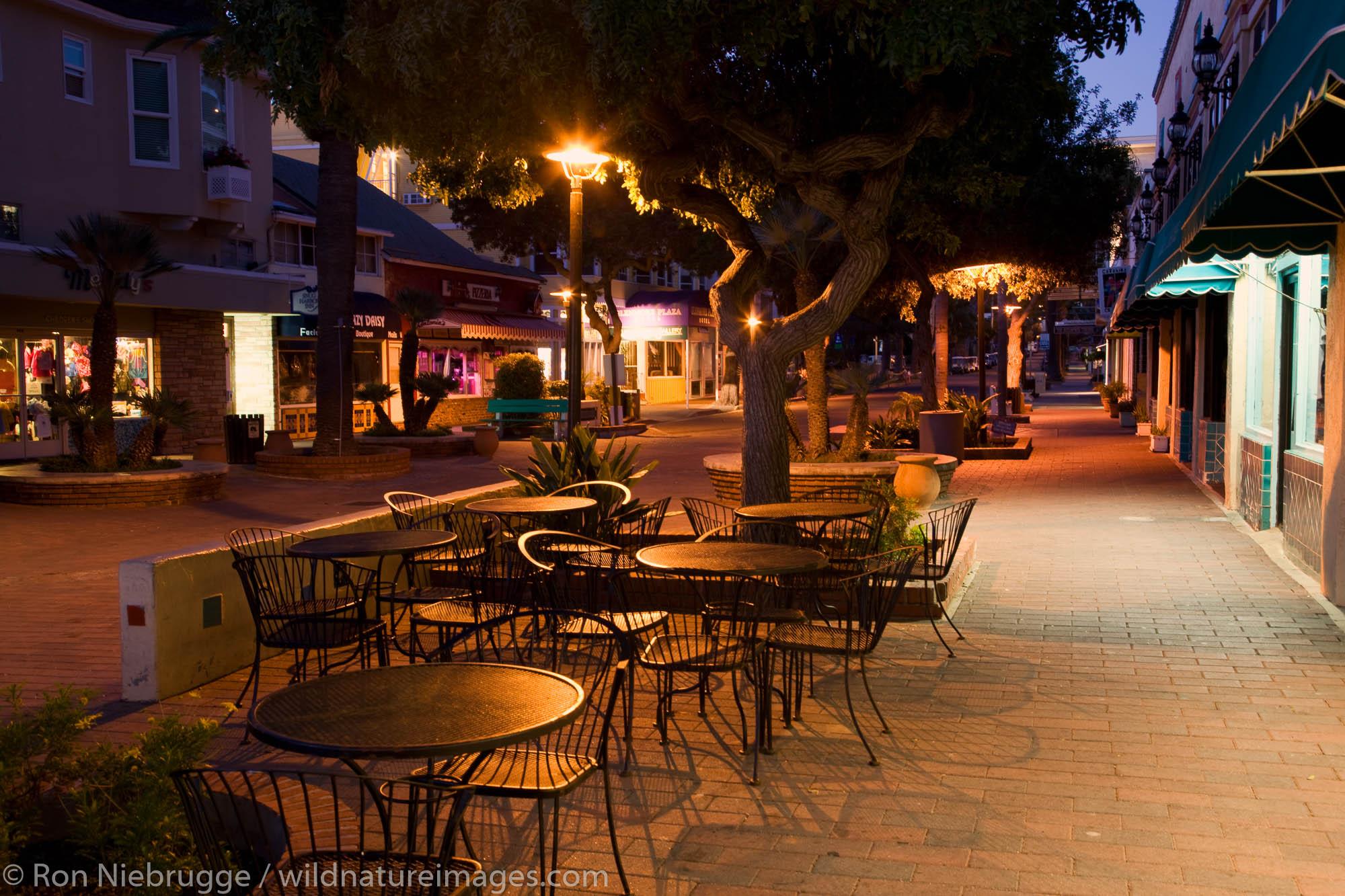 Avalon, Catalina Island, California, photo