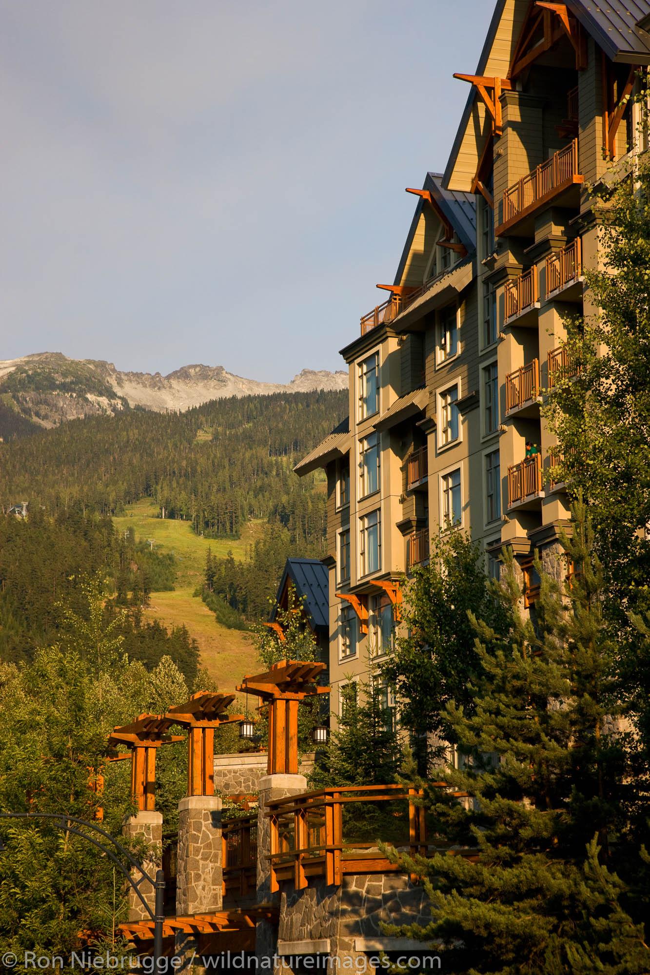 Pan Pacific Hotel, Whistler Village, Whistler, British Columbia, Canada