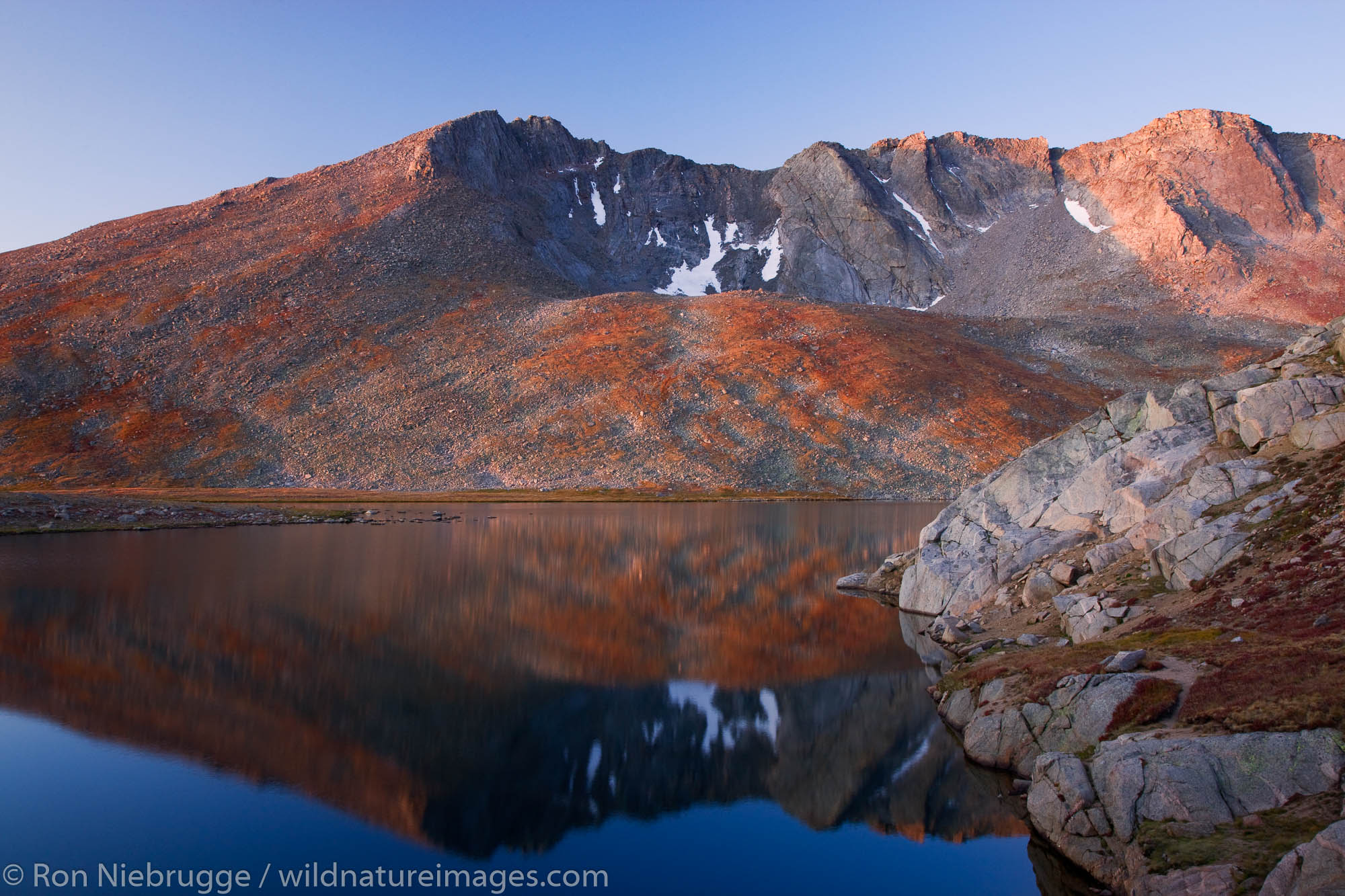 Mount Evans Recreation Area, Arapaho National Forest, Colorado, photo