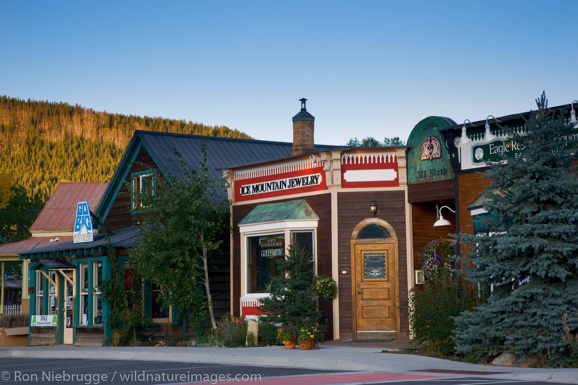 Crested Butte, Colorado.