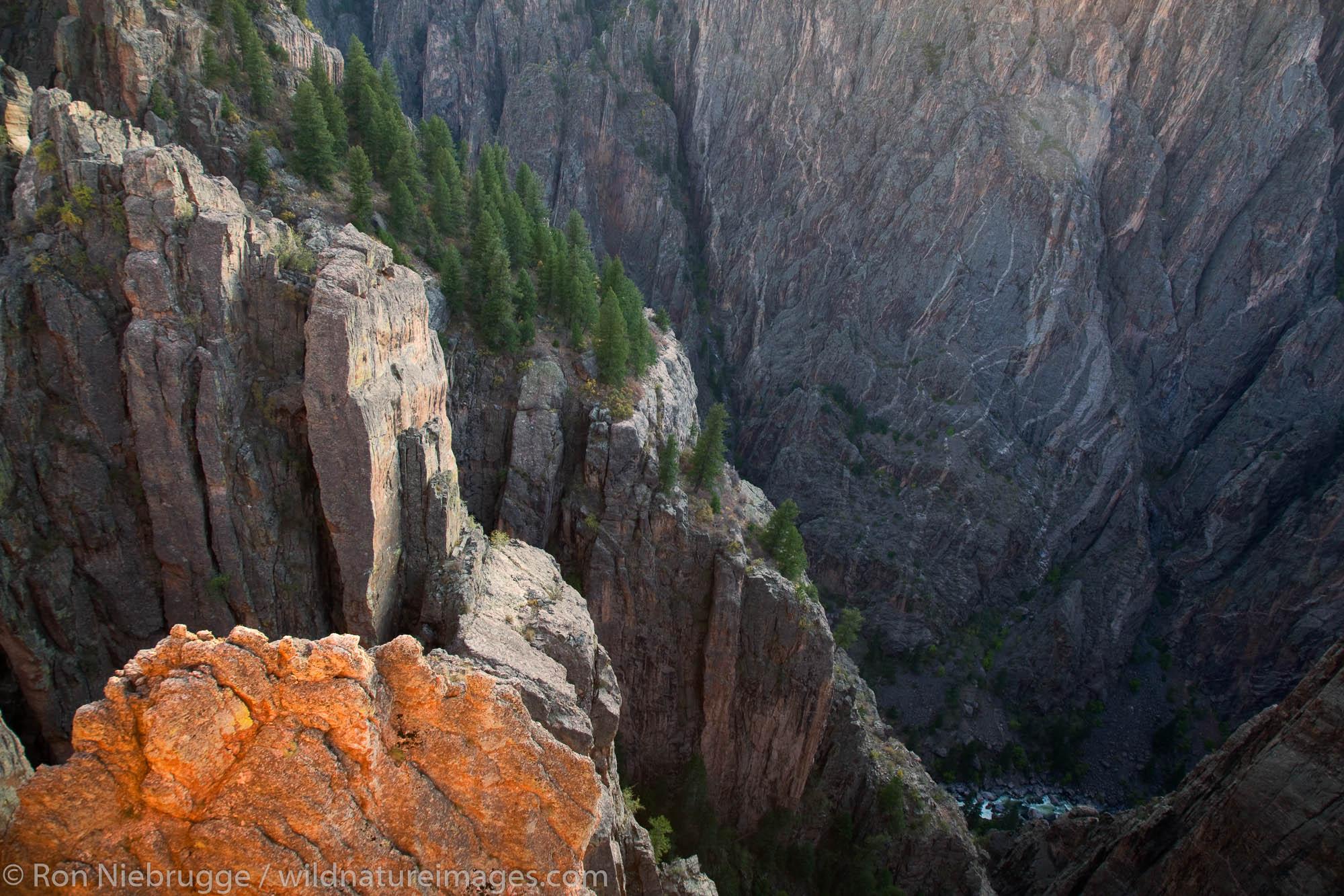 Black Canyon of Gunnison National Park, Colorado., photos, photo