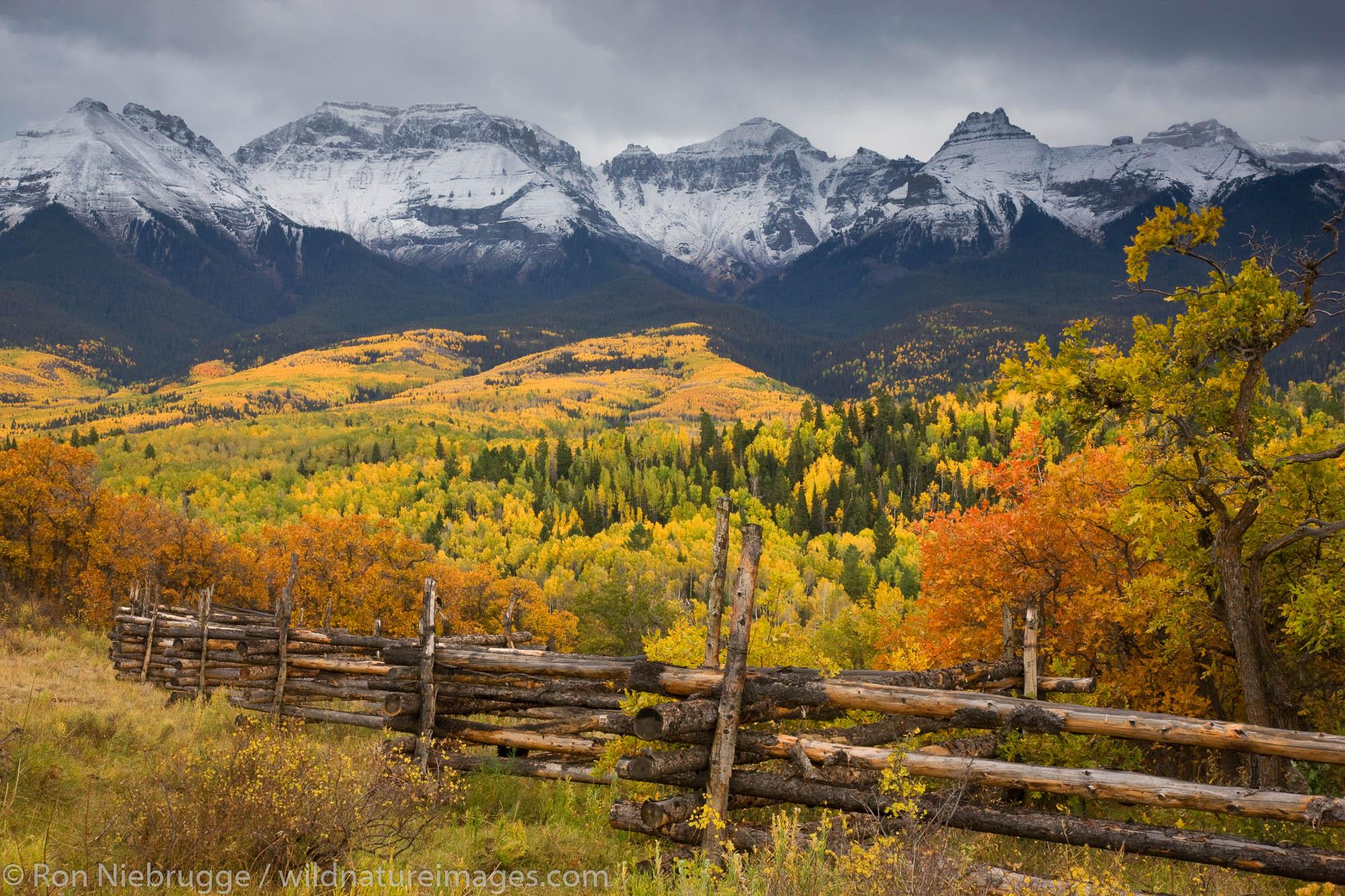 San Juan Mountains, Colorado, photos, photo