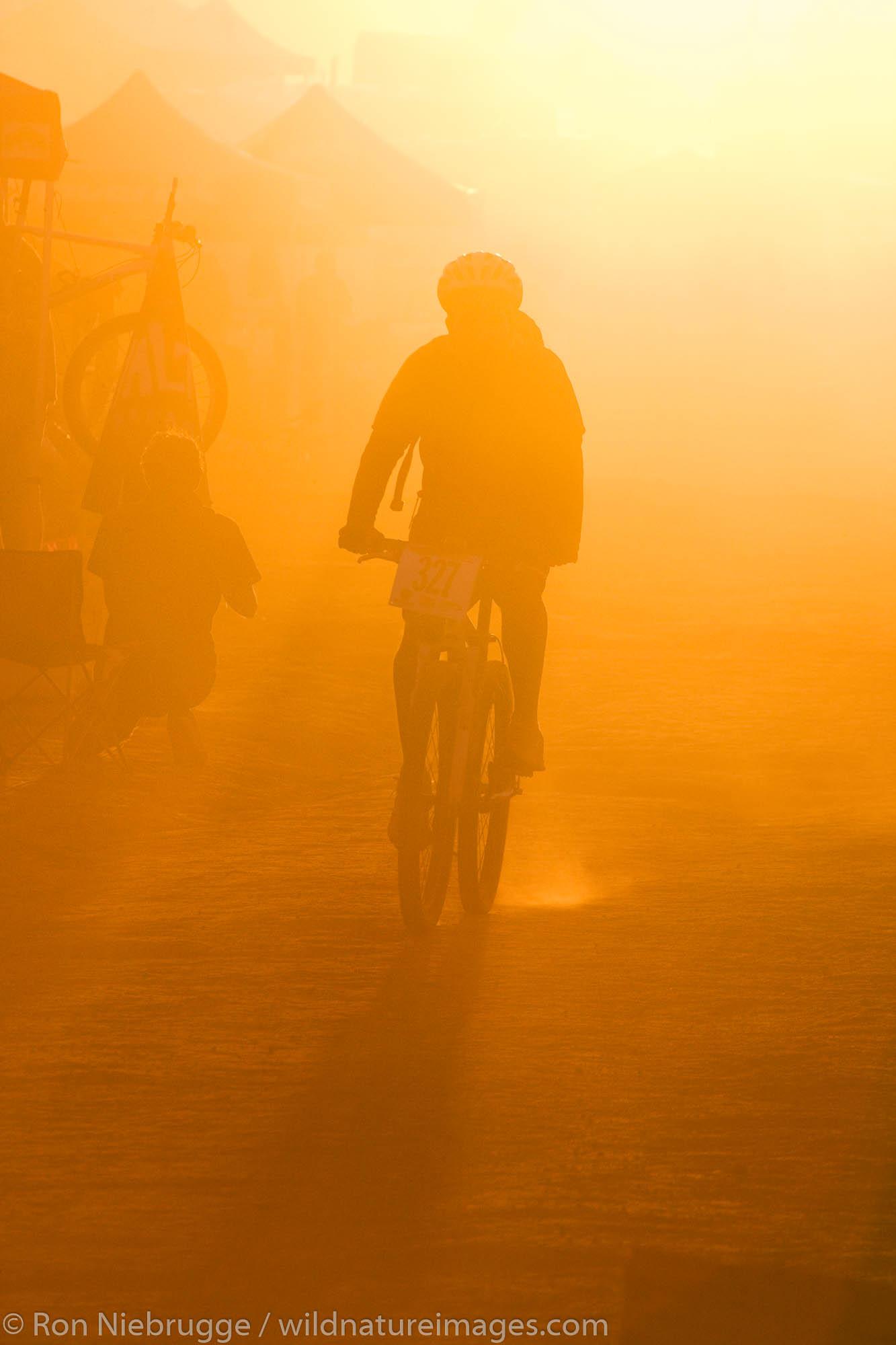 24 Hours of Moab mountain bike race, Moab, Utah.