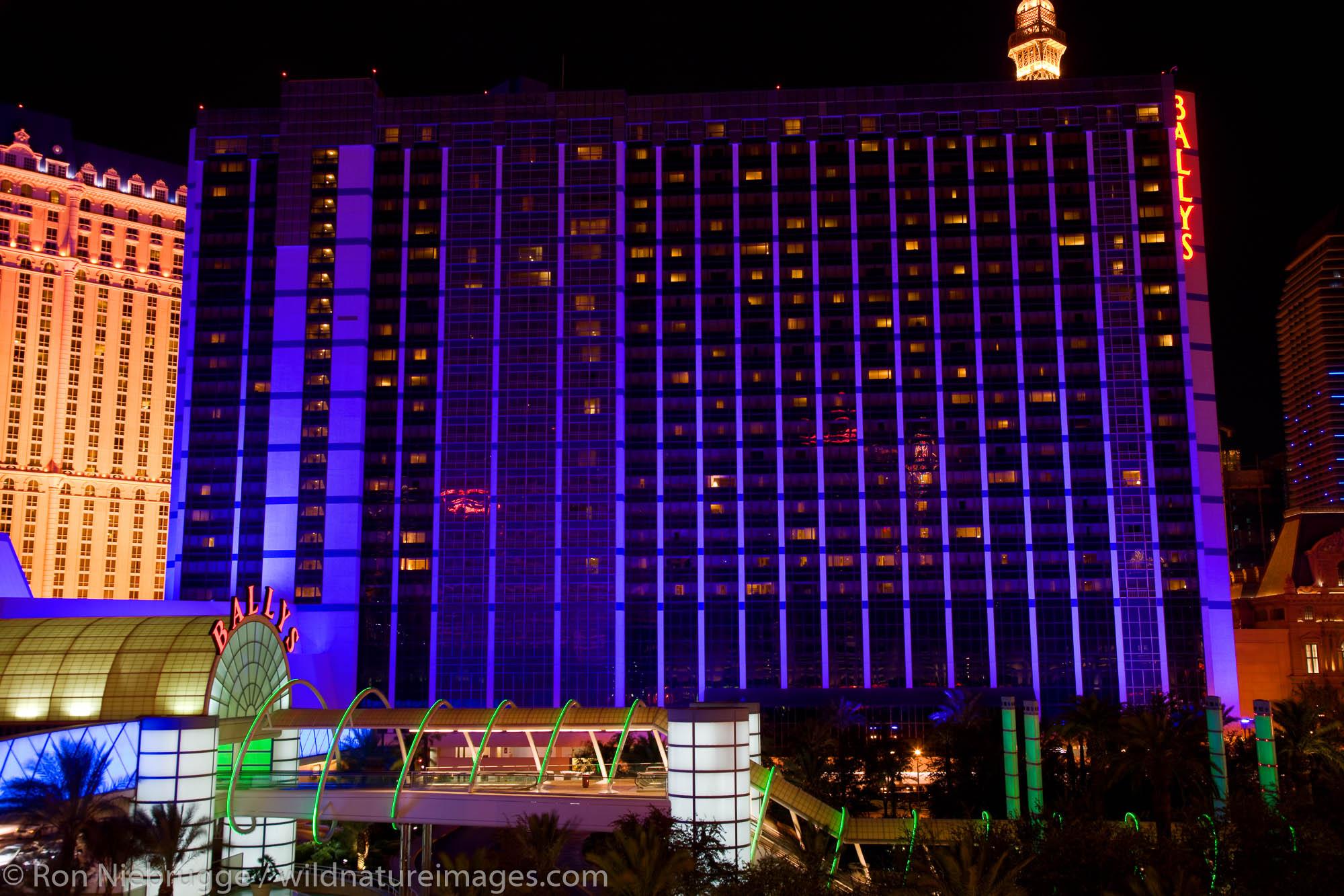 Ballys Hotel and Casino, Las Vegas, Nevada.