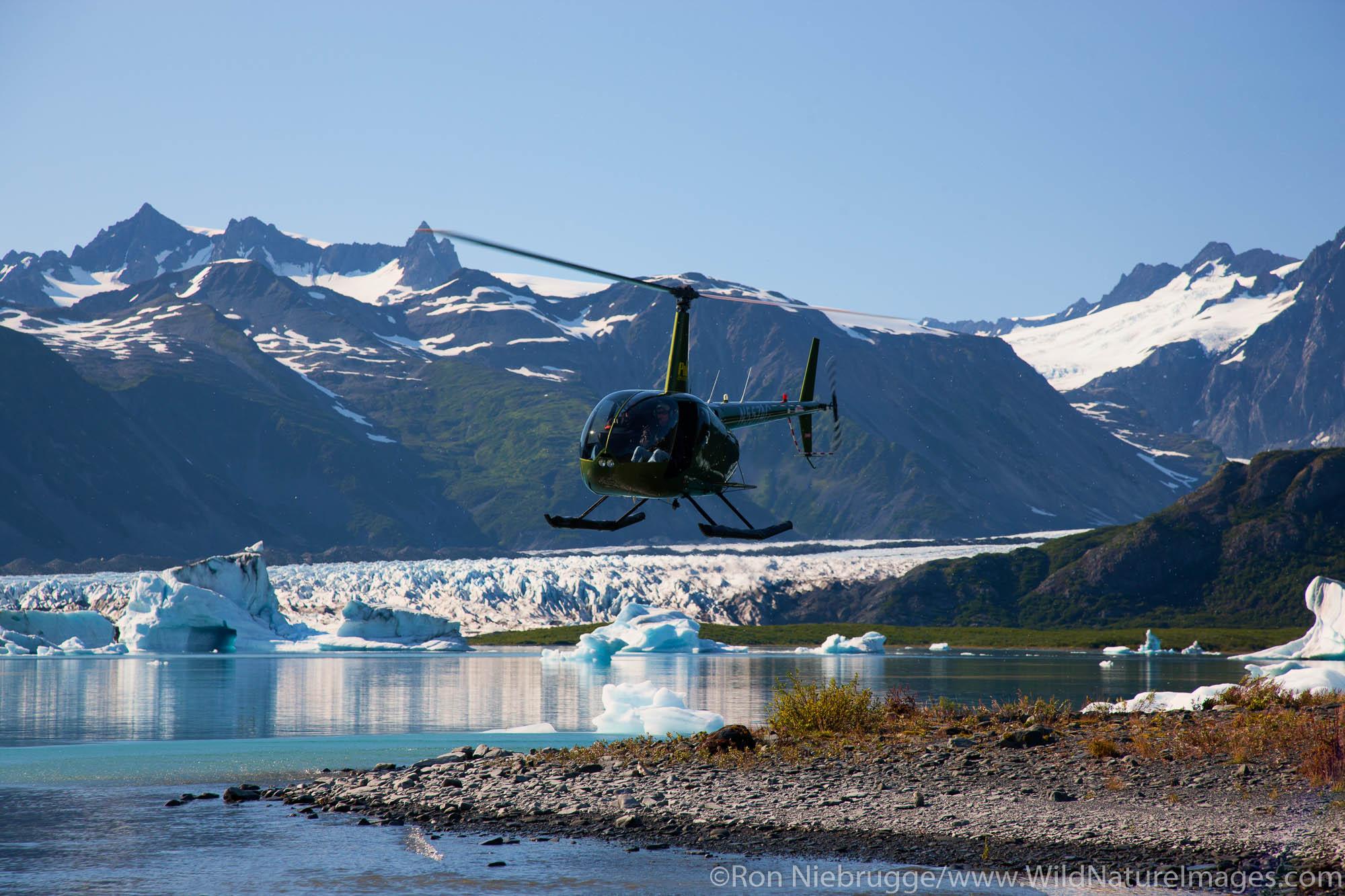 Kenai Fjords National Park, near Seward, Alaska.