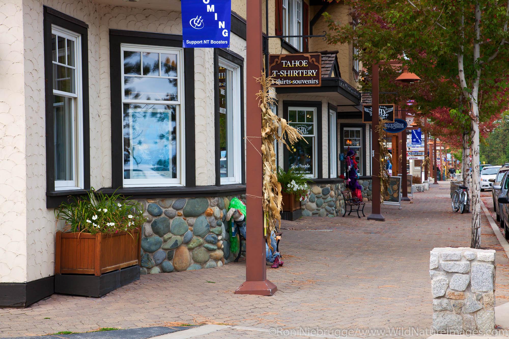 Tahoe City, CA