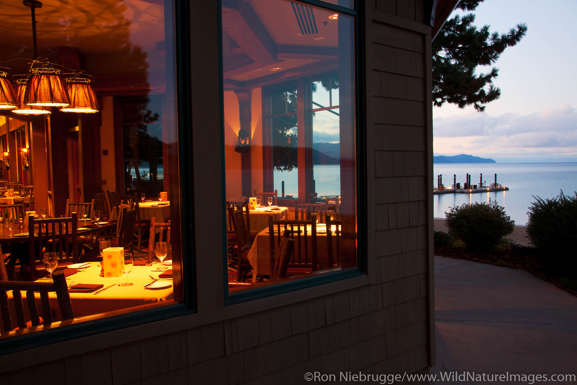 Hyatt Regency Lake Tahoe, Incline Village, NV