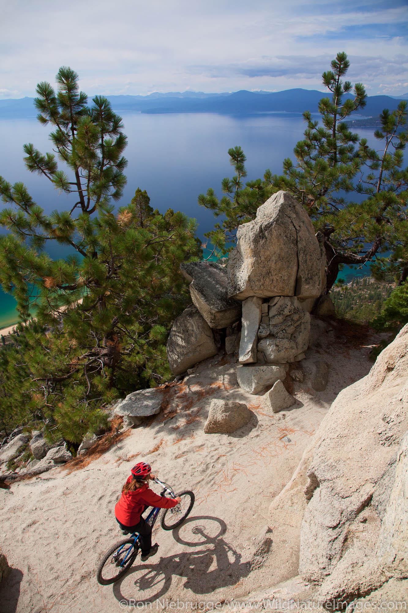 Flume Trail, Lake Tahoe, NV