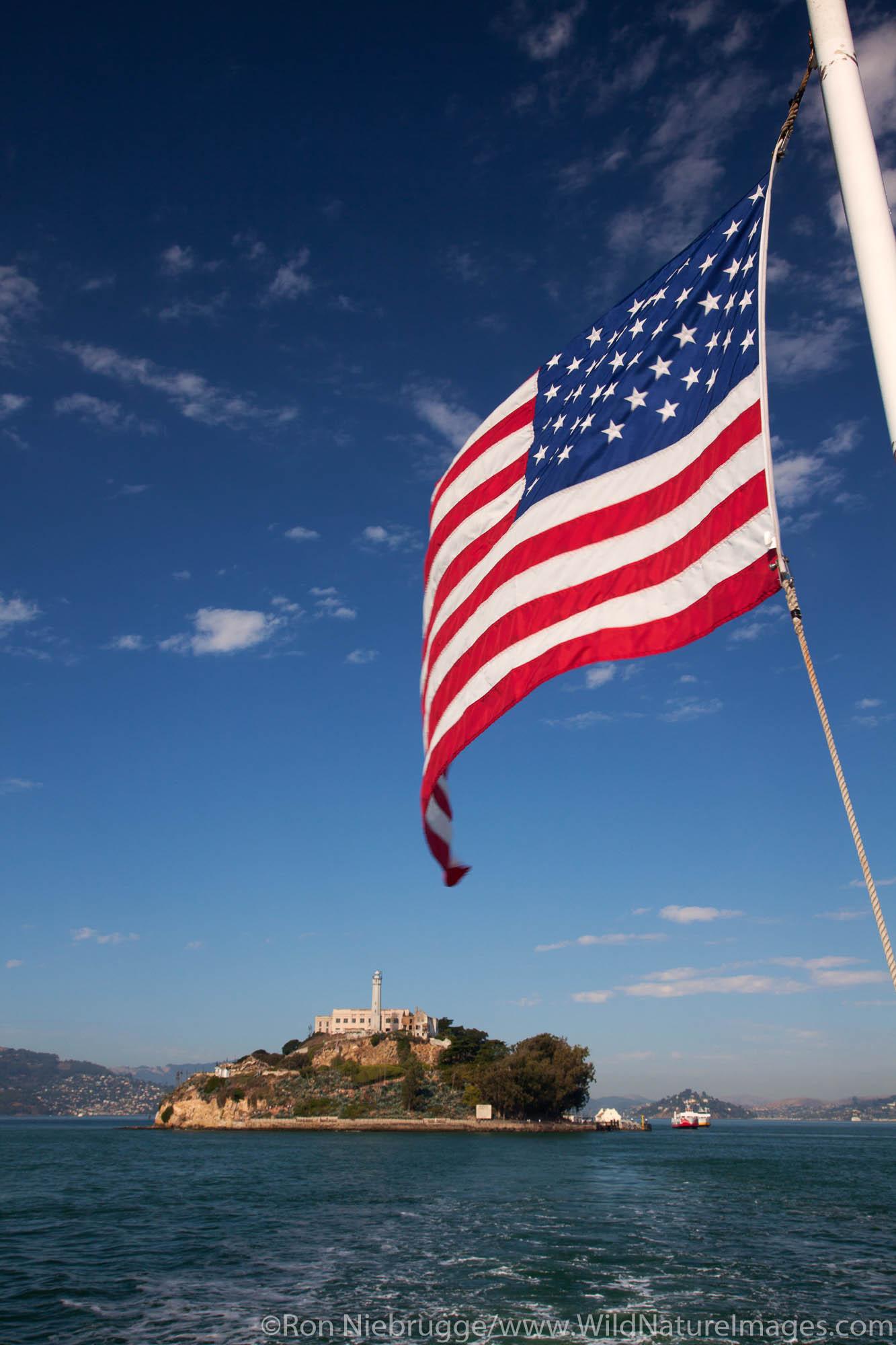 Alcatraz Island, San Francisco, CA