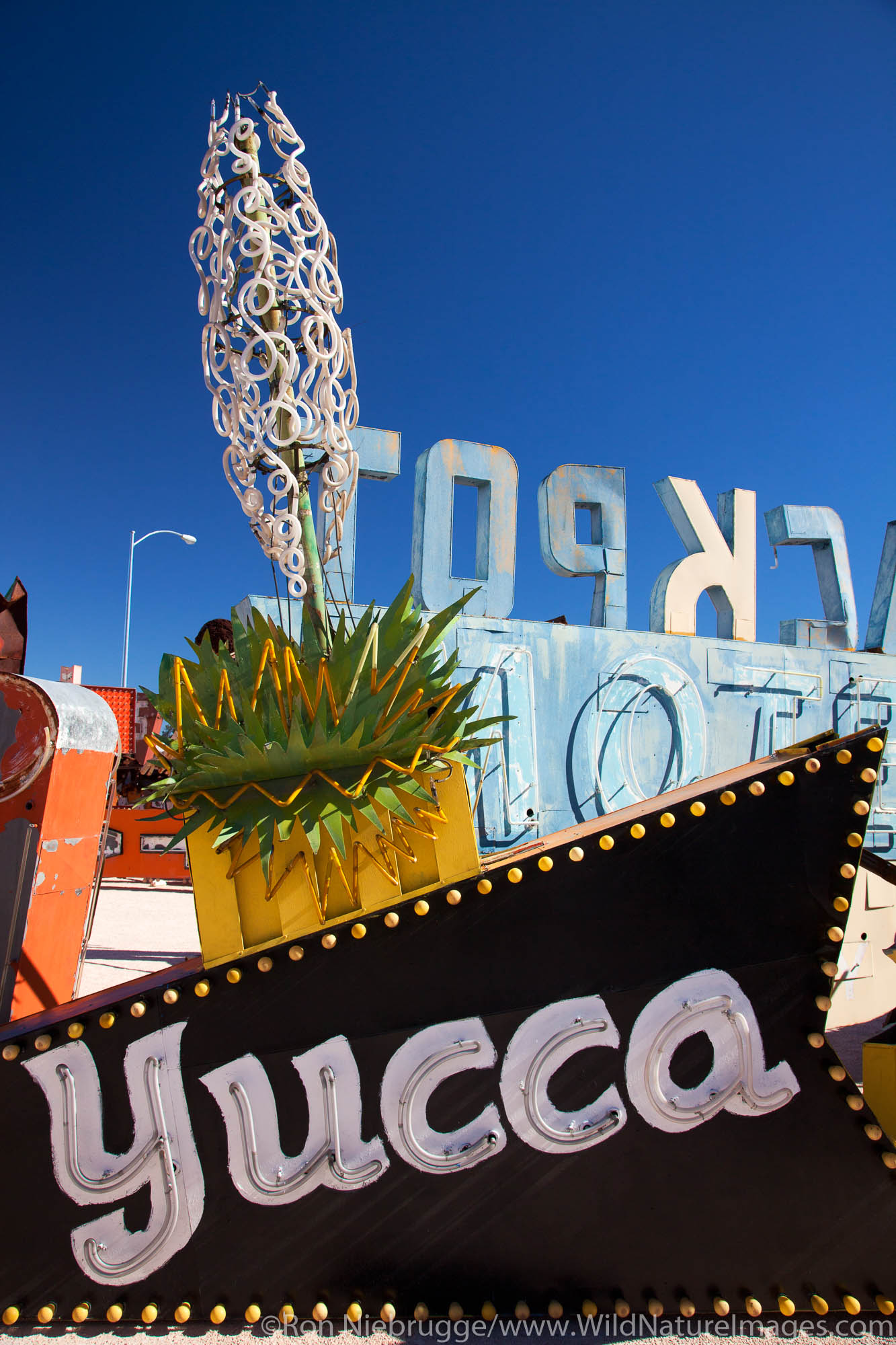 The Neon Museum, Las Vegas, NV