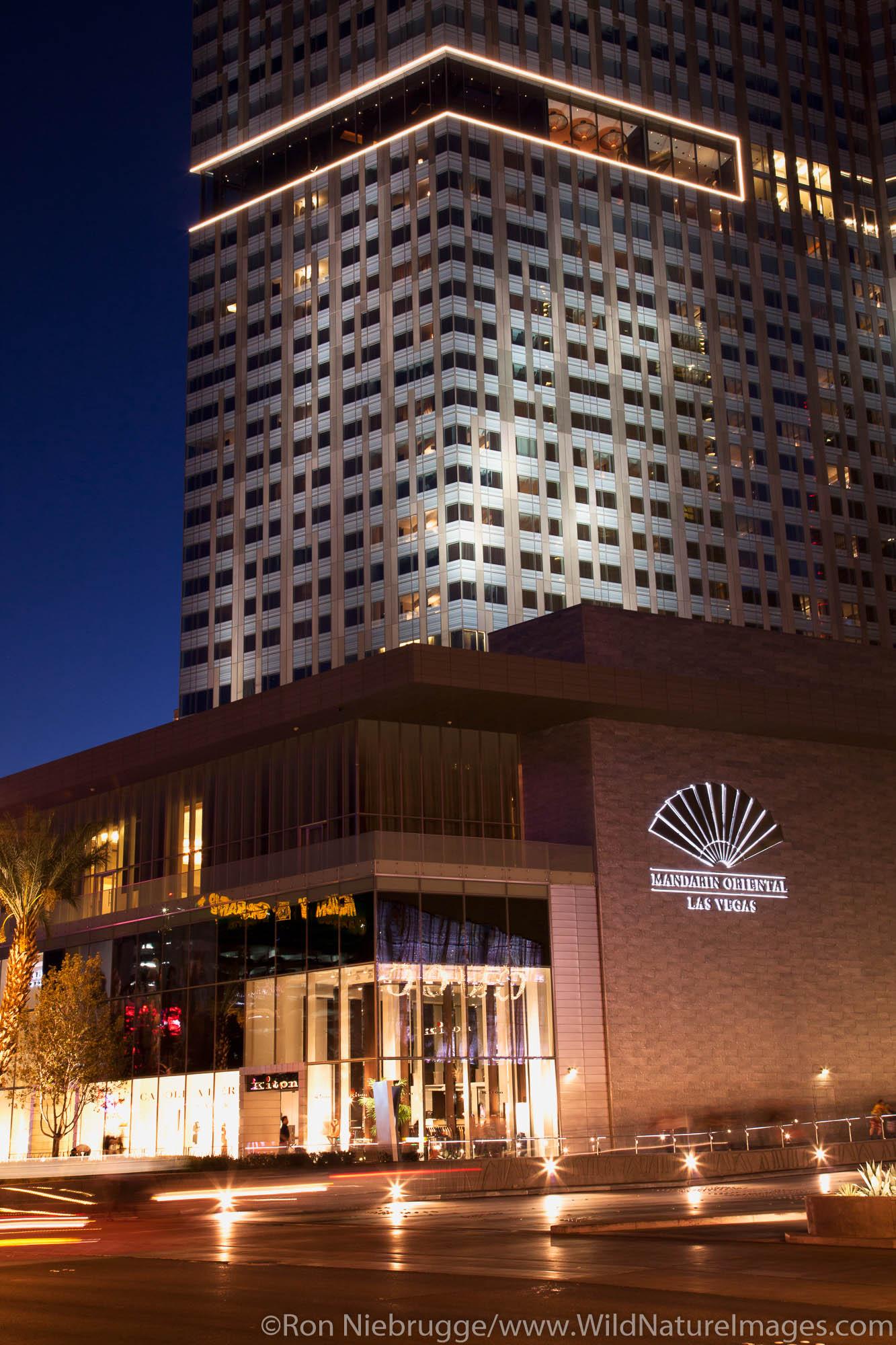 Mandarin Oriental at CityCenter, Las Vegas, NV