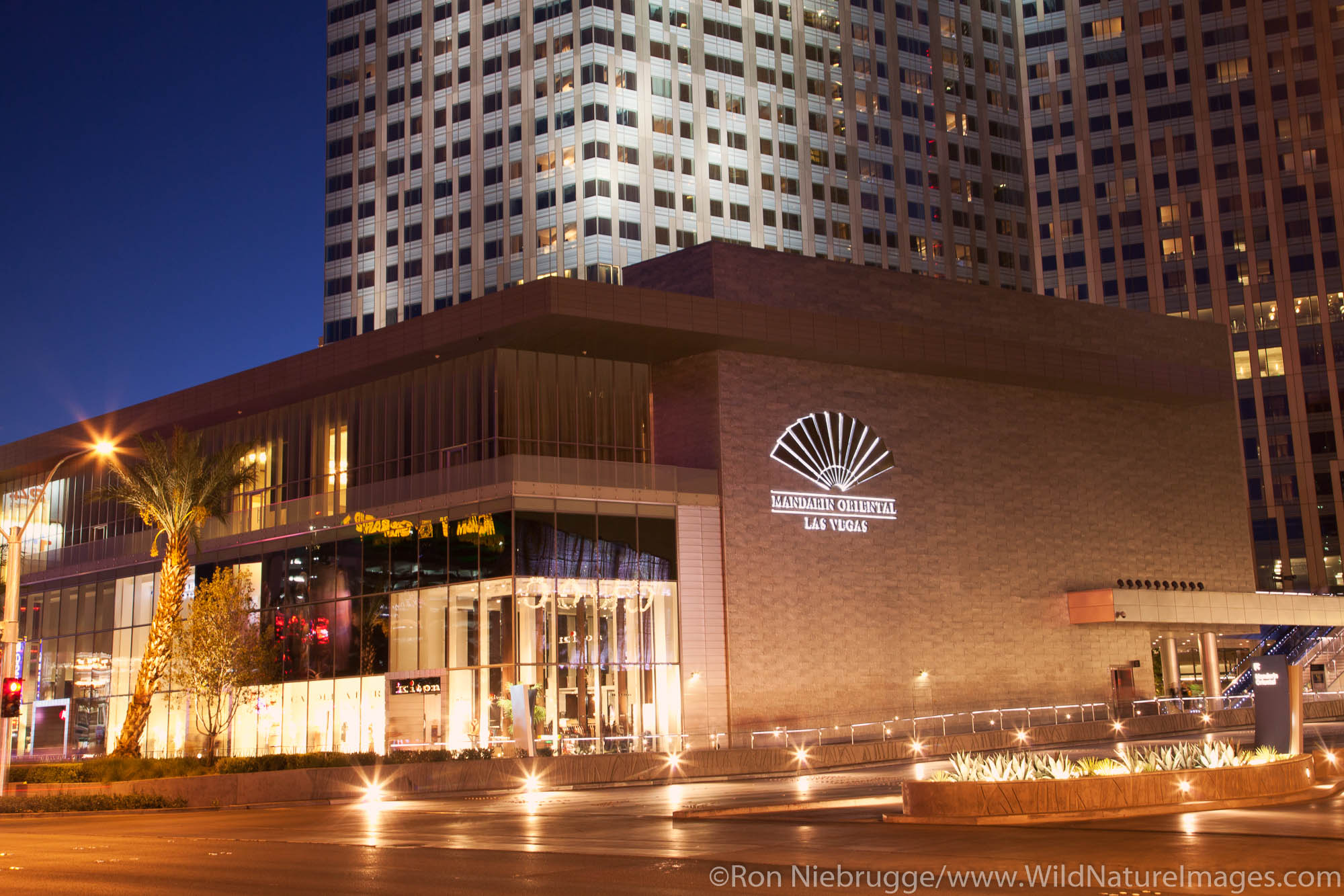Mandarin Oriental at City Center, Las Vegas, NV