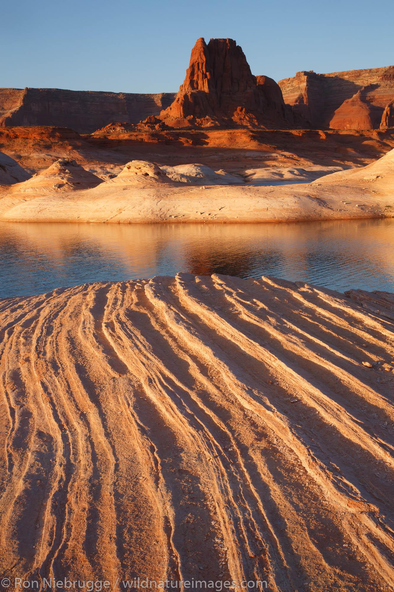 Lake Powell Canyon National Recreation Area, Lake Powell, Page, Arizona, photo