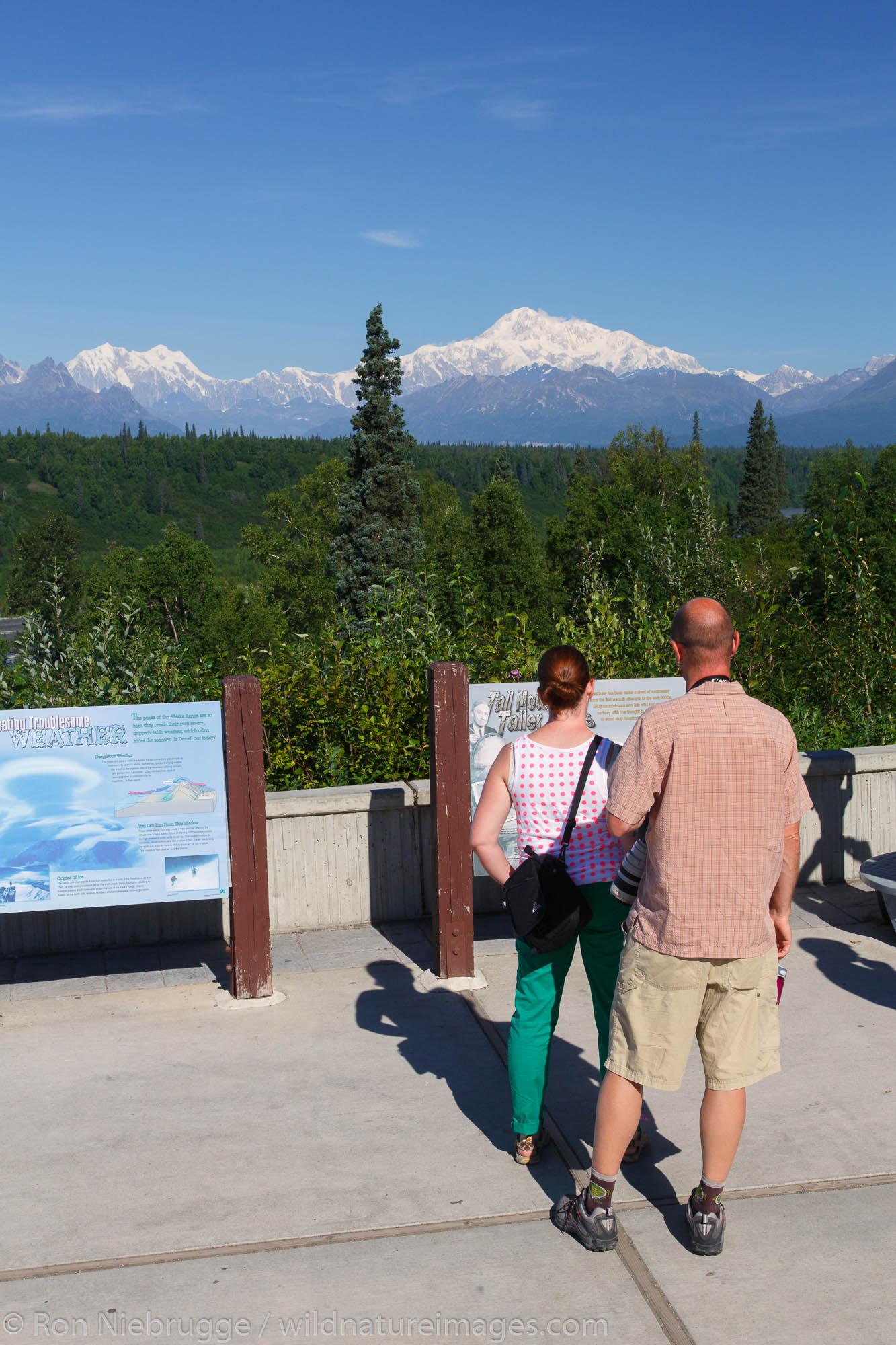 Denali State Park, Alaska.