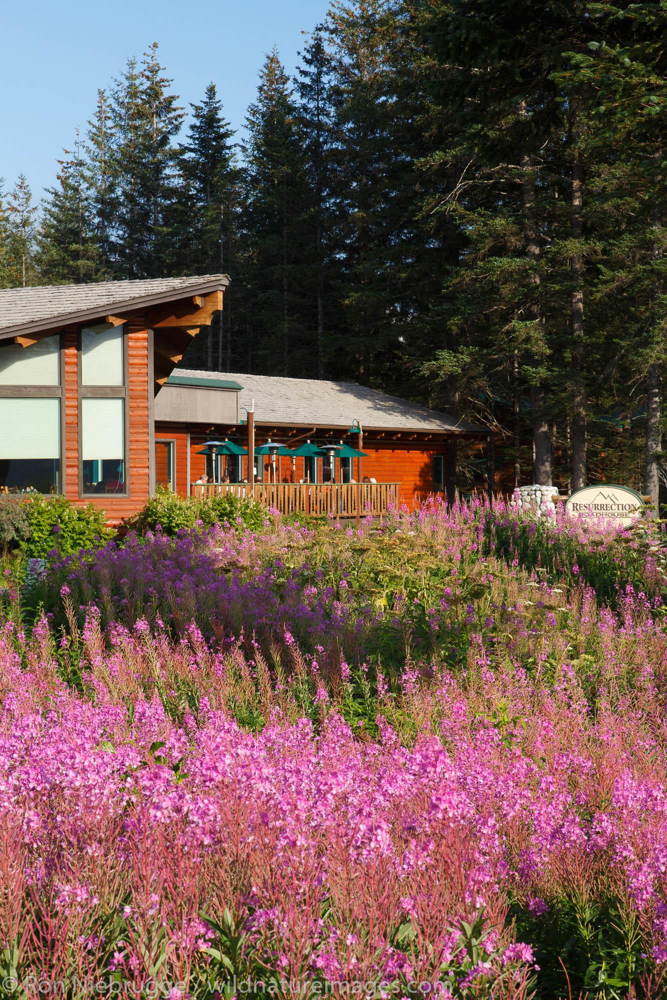 Resurrection Roadhouse, Seward, Alaska.
