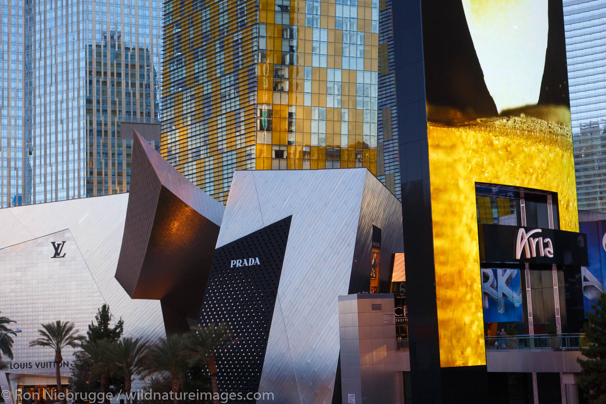 Crystals at City Center, Las Vegas, Nevada.