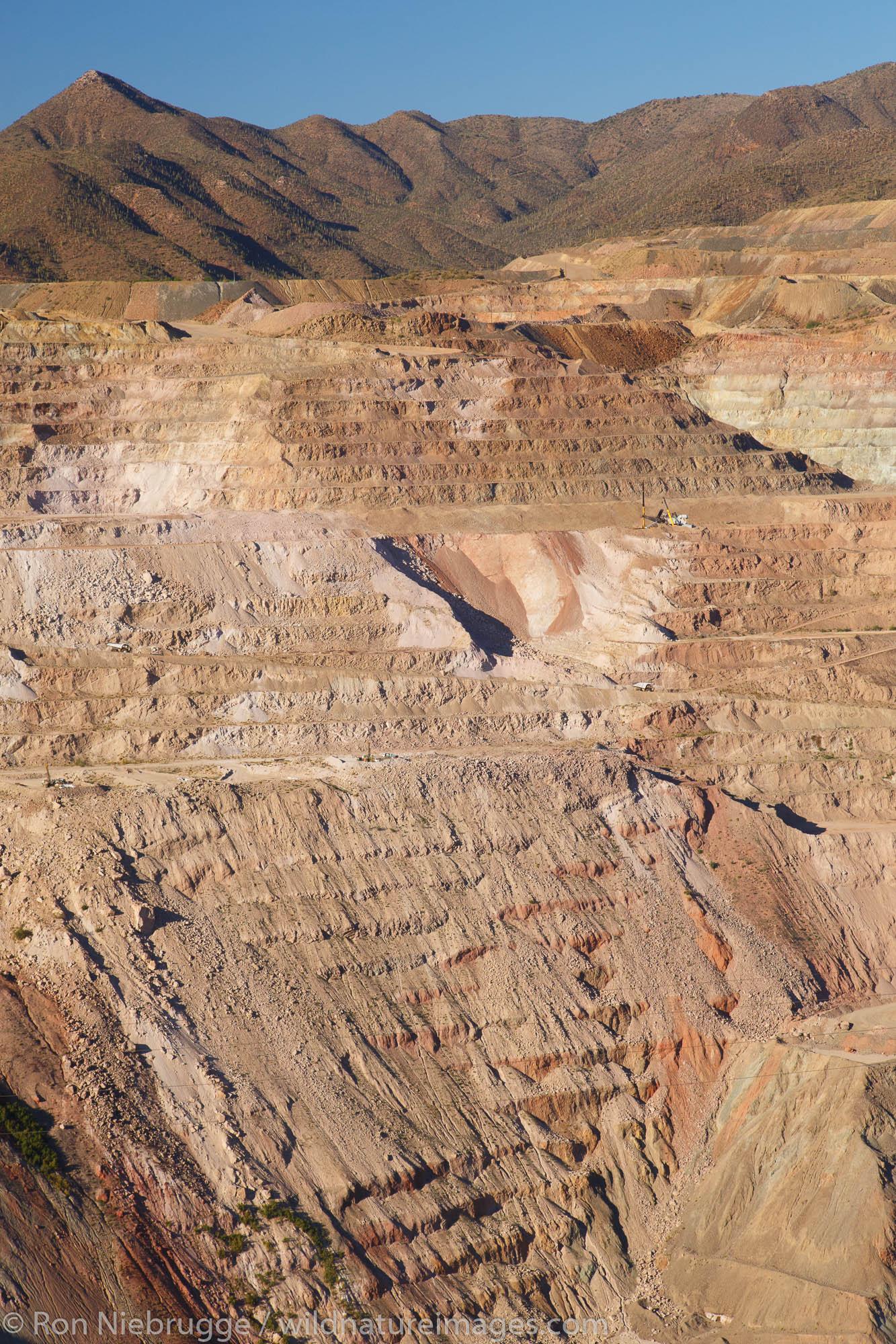 Ray Mine, Arizona.