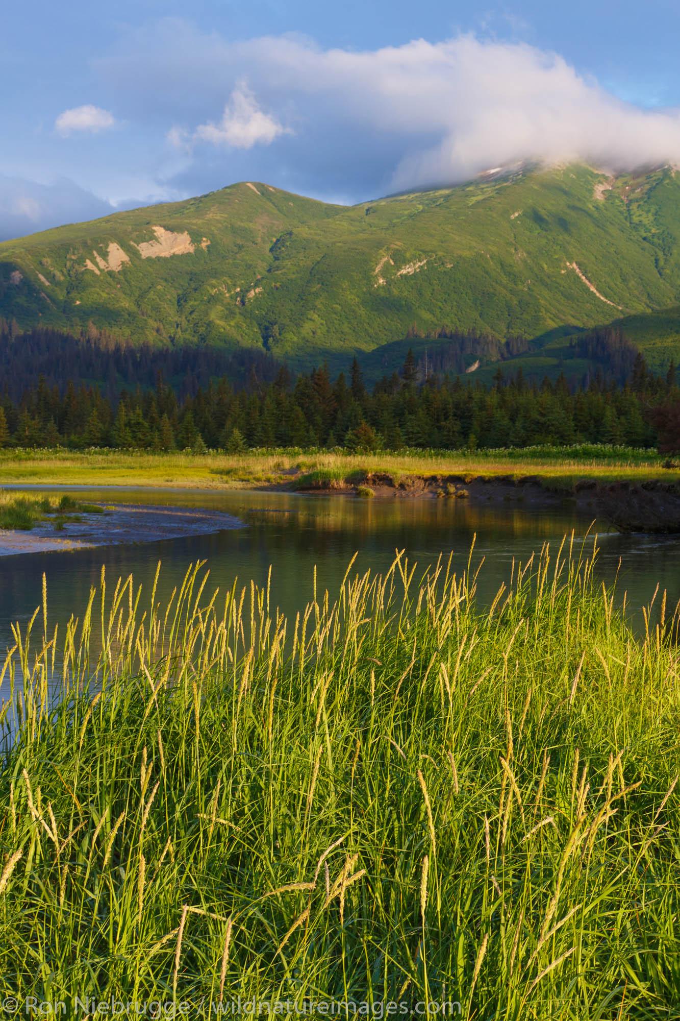 Lake Clark National Park, Alaska.