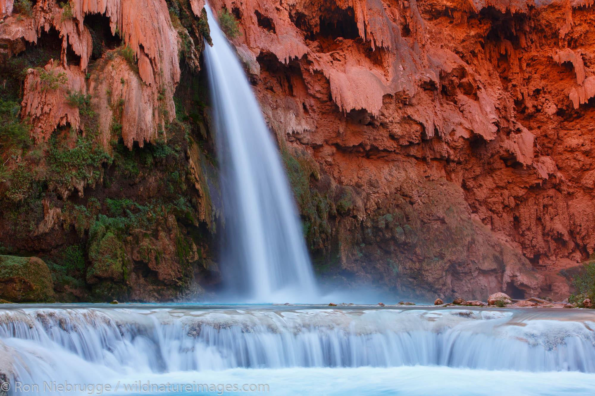 Grand Canyon, Arizona, Havasu Falls, photo