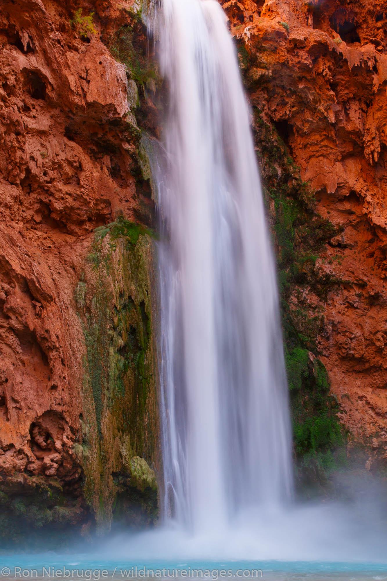 Grand Canyon, Mooney Falls, Arizona, photo