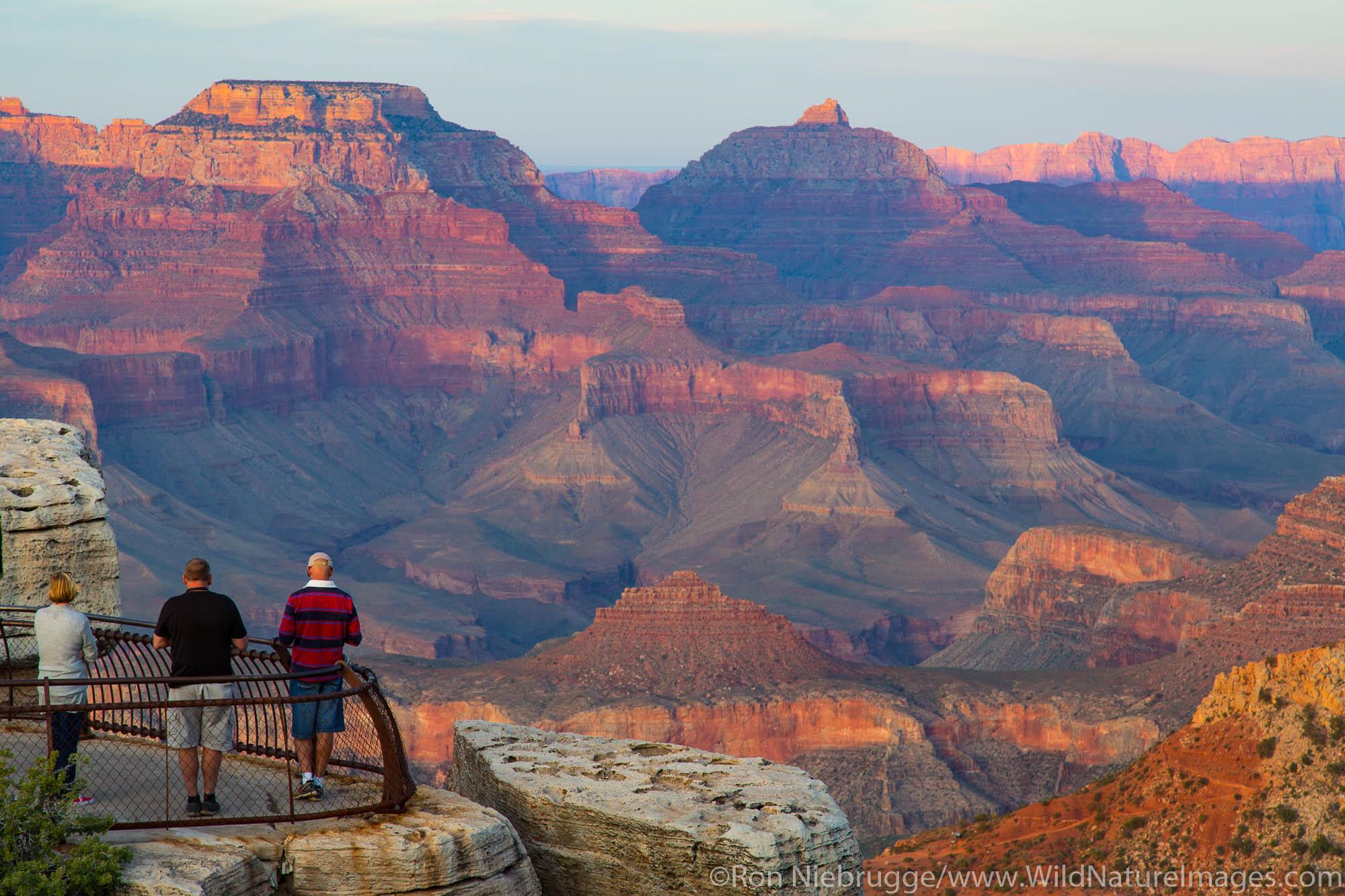 Mather Point, Grand Canyon National Park, Arizona.