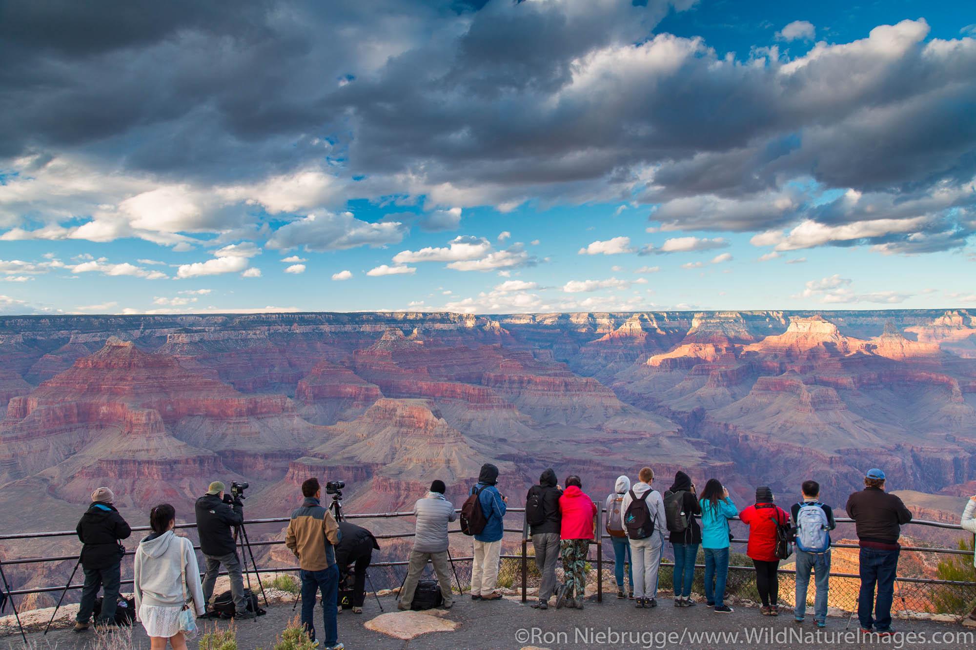 Maricopa Point, Grand Canyon National Park, Arizona.